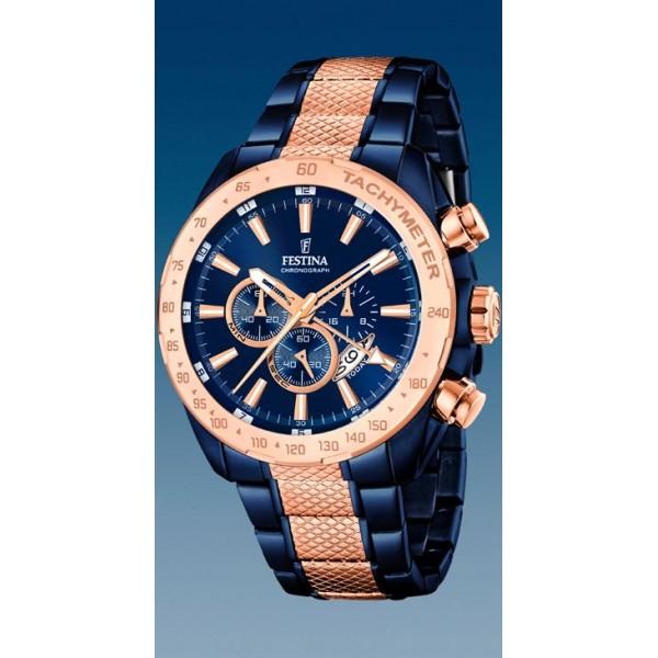 Reloj Festina Hombre F16886 1 Cronografo